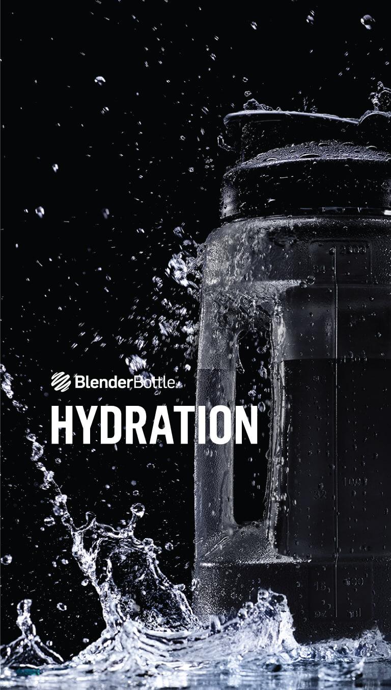 BlenderBottle Hydration Bottles