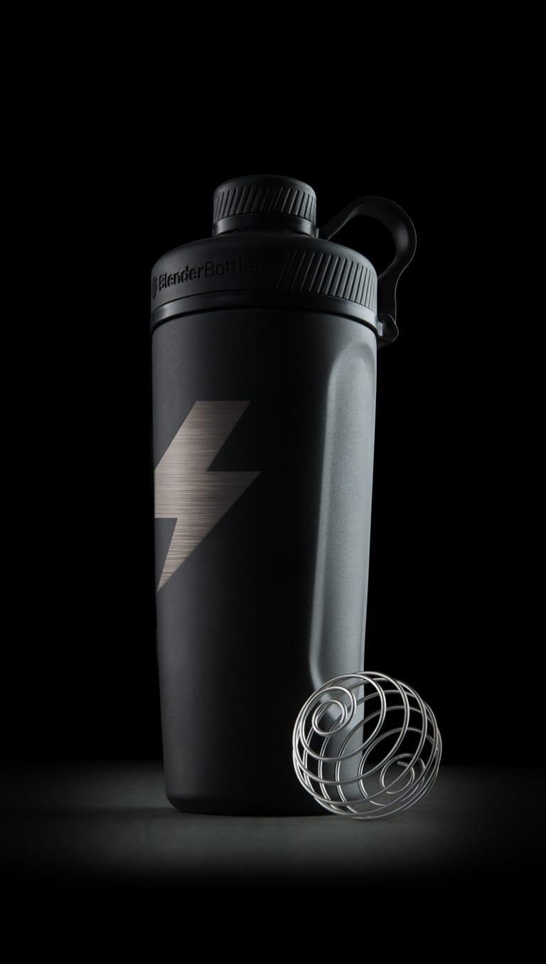 A custom BlenderBottle Radian with your design